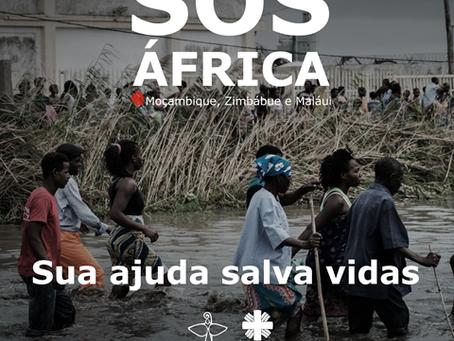 CNBB e Cáritas Brasileira lançam SOS África
