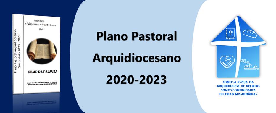 Plano Arquidiocesano de Pastoral 2020.pn