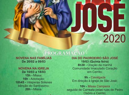Festa de São José - Pedro Osório