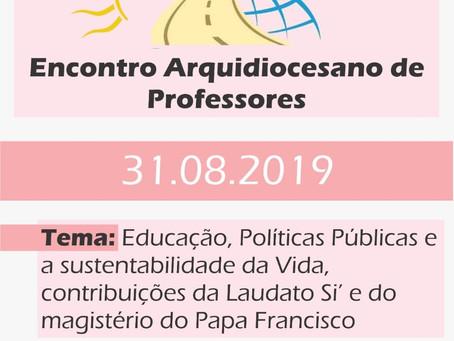 Encontro Arquidiocesano de Professores