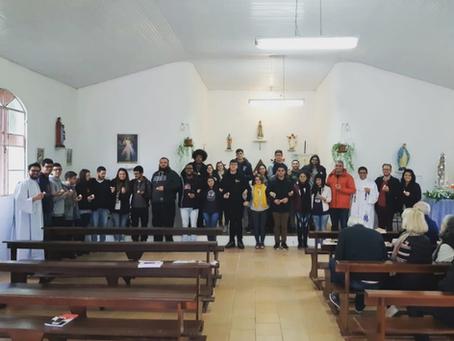 Pelotas: Formação reúne jovens da Província Eclesiástica