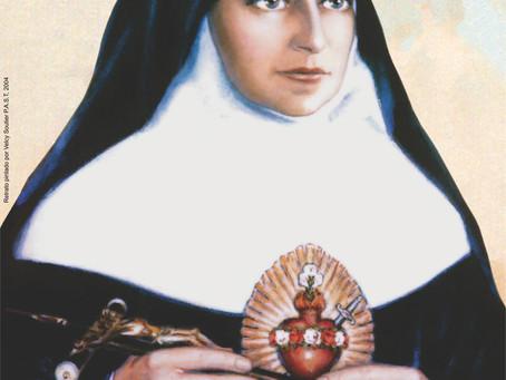 """Diocese de Caxias do Sul conclui investigação sobre o """"milagre"""" atribuído à Madre Bárbara Maix"""