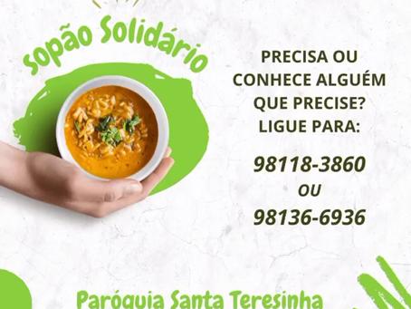 PROJETO SOPÃO SOLIDÁRIO