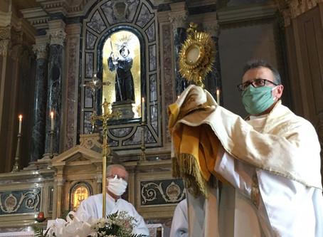 CORPUS CHRISTI NA ARQUIDIOCESE DE PELOTAS