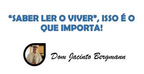 """""""SABER LER O VIVER"""", ISSO É O QUE IMPORTA!"""