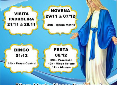 Novena e Festa de Nossa Senhora da Graça - Arroio Grande