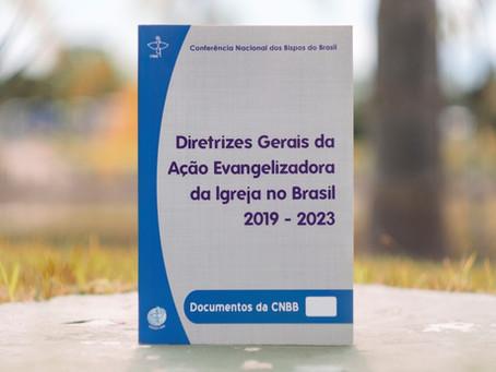 Novas diretrizes da Igreja no Brasil 2019-2023 são aprovadas