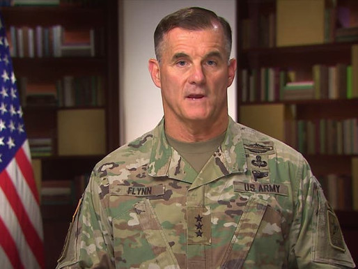 Brother of Michael Flynn, Lt. Gen. Charles Flynn,  Tapped to Lead U.S. Army Pacific