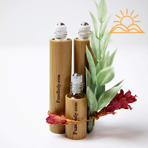Energy - Wood Roll-On Pure Essential Oils