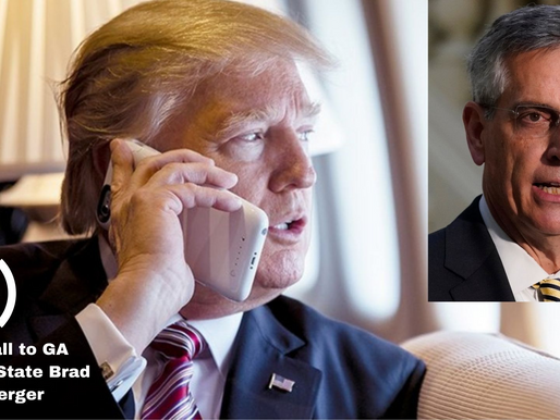 Trump and GA SOS Raffensperger Phone Call | FULL TRANSCRIPT