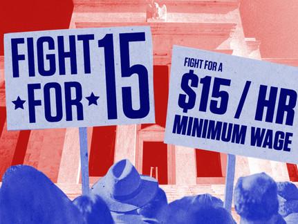 Biden Indicates $15 Minimum Wage Isn't Happening