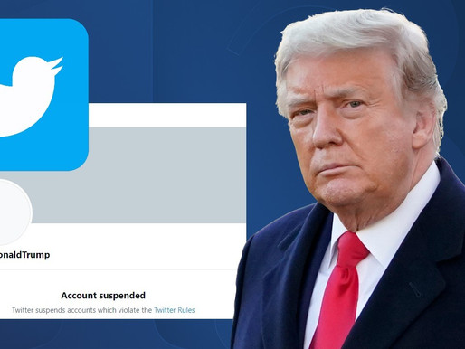 Twitter Removes Trump's Account From Its Platform