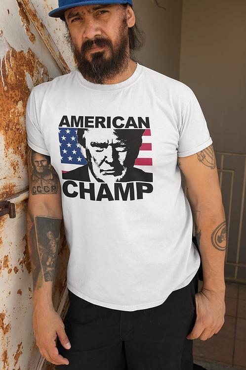 American Champ Trump Unisex Jersey Tee