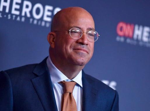 President of CNN Jeff Zucker will be stepping down.