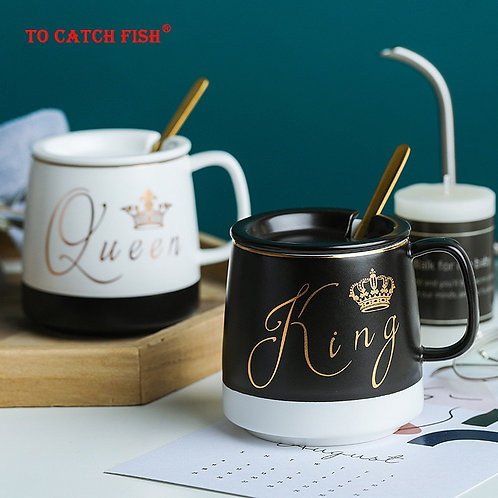 copy of King & Queen Lifestyle Mugs