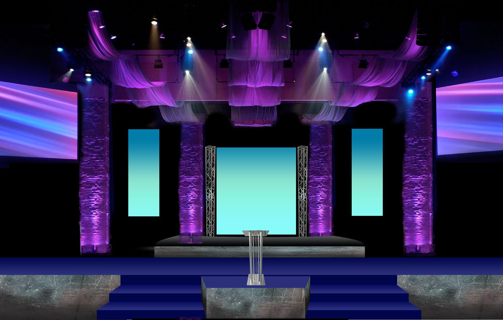 Richard Tomas Imaging | Stage Design