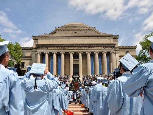 Columbia University to Hold SEGREGATED Graduation Celebrations'
