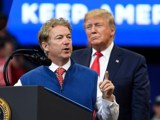 45 Republican Senators Vote Against Trump Impeachment Trial, Say It's Unconstitutional