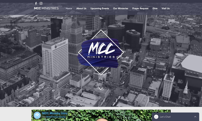 MCC Ministries Newark