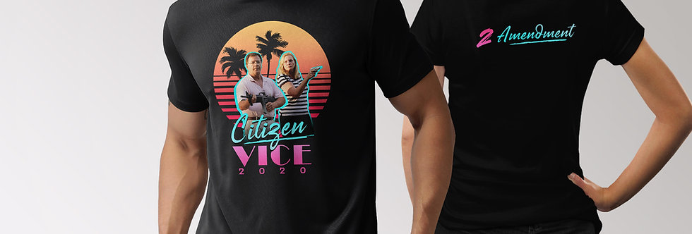 Citizen Vice 2020 Unisex Tee