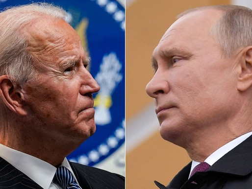 Putin Challenges Biden to Live Debate Following 'Killer' Remark