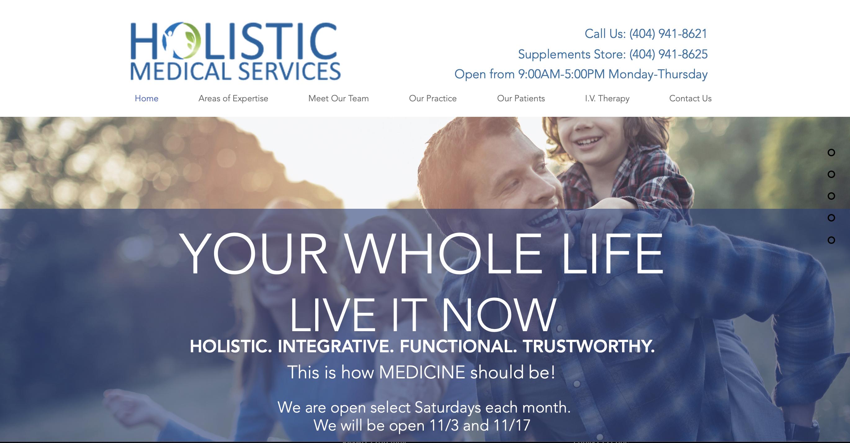 Holistic Medical Services