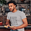 Thumbnail: Coffee. Smile. Laugh. Love. Repeat. Men's Fitted Tee