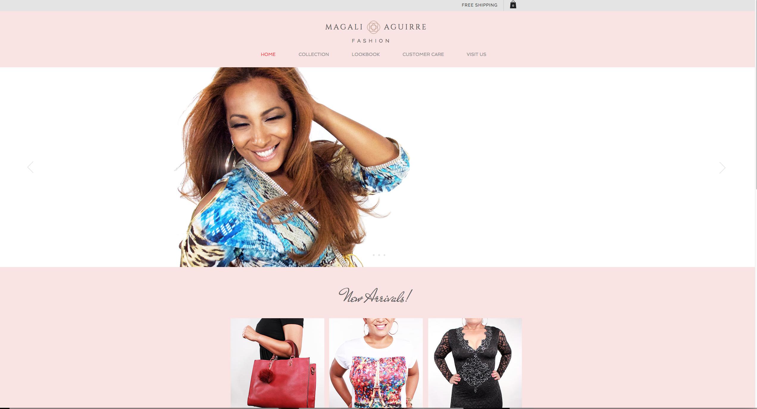 Magali Aguierre Fashion