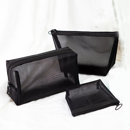 Unisex Lightweight Cosmetic & Toiletry Bag