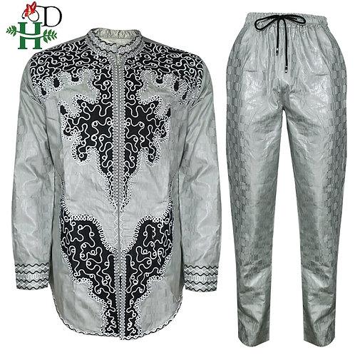H&D African Fashion Dashiki