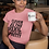 Thumbnail: Coffee. Smile. Laugh. Love. Repeat Womens Fitted Tee