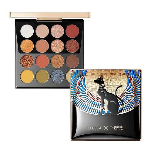ZEESEA Queen of the Nile Eyeshadow Palette