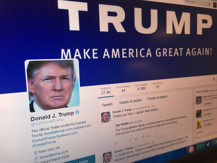 REPORT : Trump launching social media platform senior advisor says