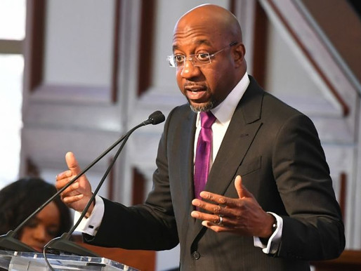 SENATE CANDIDATE REV. RAPHAEL WARNOCK'S COMMENTS ABOUT MILITARY RAISE CONCERNS