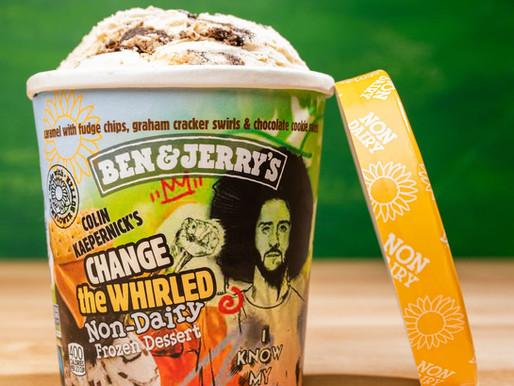 Opinion: Kaepernicks Activism with Ben & Jerry's Ice-cream