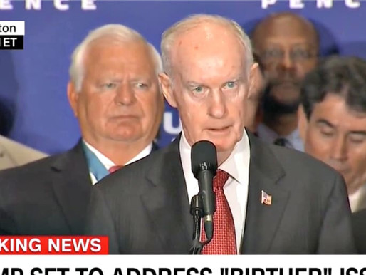 General McInerney calls for President Trump to declare martial law and investigation of treason