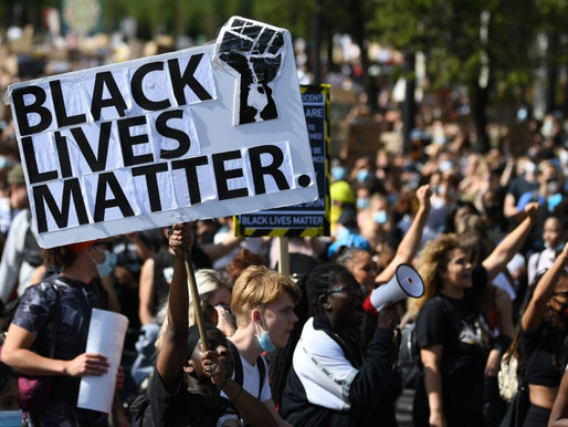 Black Lives Matters Registers As Political Party With Mystery Backing.