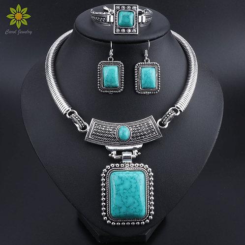 Desert Queen Jewelry Set