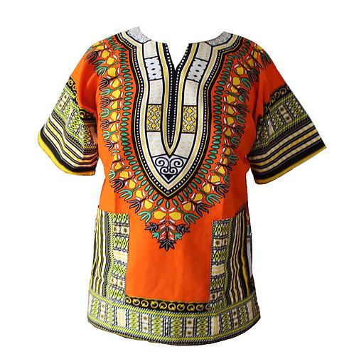 African Fashion Plus Sized Dashiki