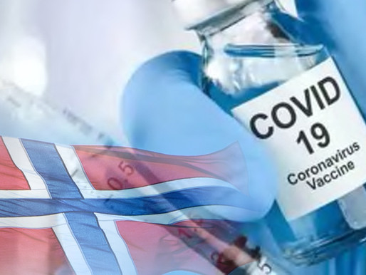 REPORTED 23 die in Norway after receiving Pfizer COVID-19 vaccine.