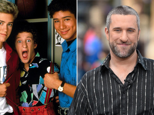 Loved cast member of Saved by the Bell show, Dustin Diamond has died age 44