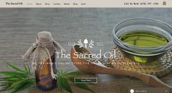The Sacred Oil