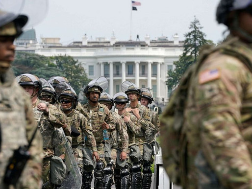 DC National Guard Activated to Help Support Police During Pro-Trump Protests