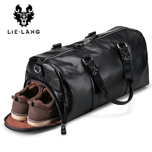 Men's Fashion Black Travel Bag