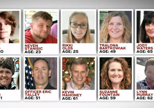 All 10 Boulder Colorado Victims Were White. It's Time To End Anti-White Race Hate.