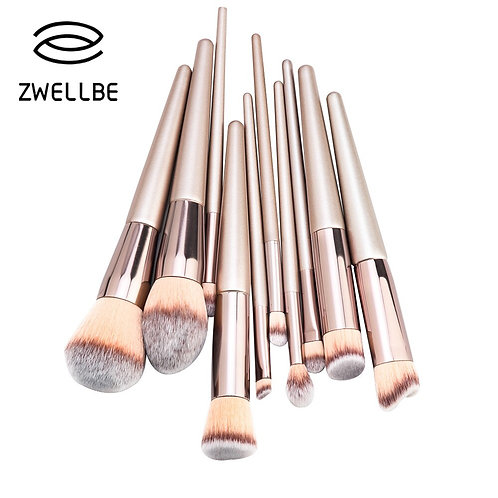 Chromatic Makeup Brush Set