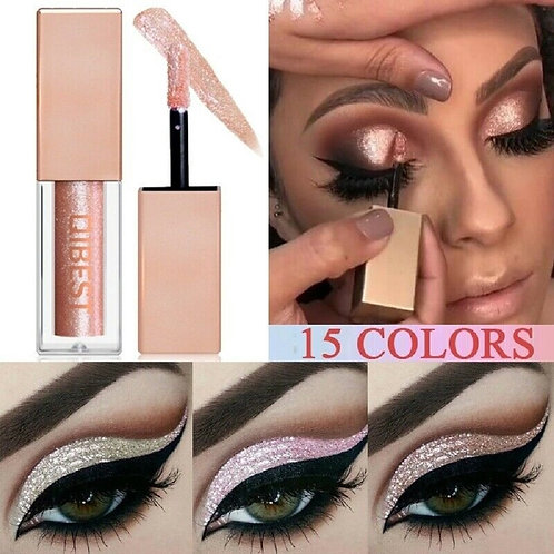 "Celebrity Shimmer Liquid Eye Shadow ""Water Resistant"""