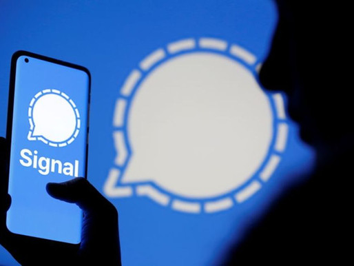 Signal App could be a Government Op.