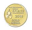 SFWSC Gold Medal 2018 California Fernet.