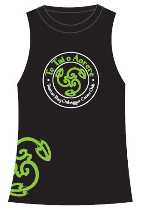Ladies Singlet - Racer Back